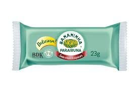 BANANADA PARAIBUNA DIET 23G