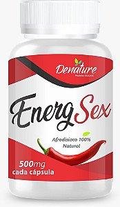 ENERG SEX – 60 Cápsulas de 500mg DENATURE