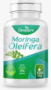 MORINGA OLEÍFERA – 60 Cápsulas de 500mg DENATURE