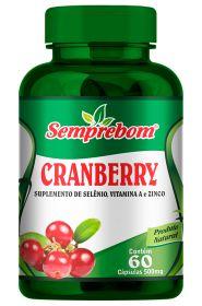 CRANBERRY CAPSULAS 60X500 SEMPREBOM