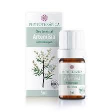 OLEO ESSENCIAL DE ARTEMISIA 100% NATURAL - 5ML - PHYTOTERAPICA