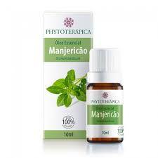 ÓLEO ESSENCIAL DE MANJERICÃO 100% Natural - 10ML - Phytoterápica