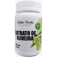 EXTRATO DE OLIVEIRA - 60 CAPSULAS - 500MG - NINHO VERDE