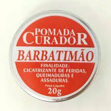 POMADA LATINHA BARBATIMAO 20G