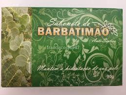 SABONETE DE BARBATIMAO - 90G - BIONATURE