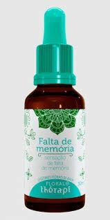 Floral Lembramais (FALTA DE MEMÓRIA) - 30ML - Thérapi