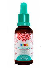 Floral Kids Ansiolide (ANSIEDADE) - 30ML - Thérapi