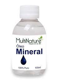 OLEO MINERAL - 100ML - MULTINATURE