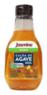Calda de Agave Azul - 330g - Jasmine