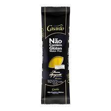 Macarrão Spaghetti Sem Glúten (Vegano) - 500g – Casarão