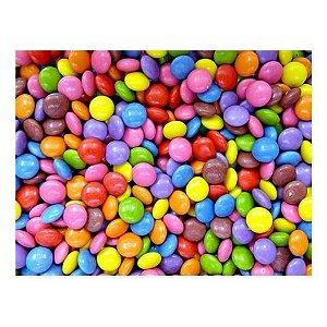 Chocolate Colorido Confete - 100g - Mavalério