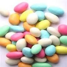 Amêndoas Confeitadas Coloridas - 100g