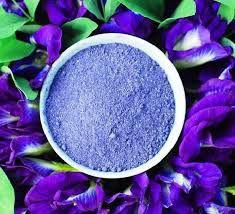 Flor da Fada Azul em Pó (Butterfly Pea Powder) - 30g