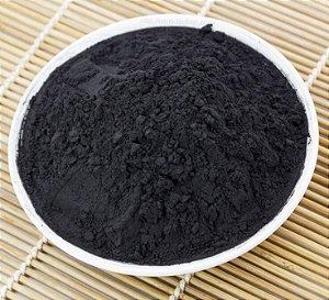 Carvão Vegetal Ativado em Pó - 50g