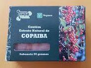 Sabonete de Copaíba Vegano - 90g - Tempo Cosméticos