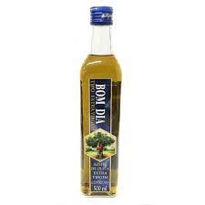 Azeite de Oliva Português Extra Virgem (Acidez 0,5%) - 500ml - Bom Dia