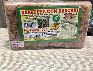 Rapadura com Abacaxi - 400g