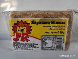 RAPADURA MINEIRA JR 140G