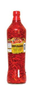 Pimenta Malagueta - 900g líquido e 430g drenado - Aroma D' Minas