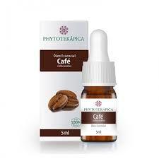 OLEO ESSENCIAL DE CAFE PURO E NATURAL - 5ML - PHYTOTERAPICA