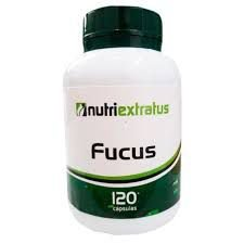 Fucus Vesiculosus - 120 Cápsulas de 350mg - Nutri Extratus