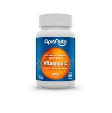 Vitamina C - Ácido Ascórbico - 60 cápsulas de 280mg - ApisNutri