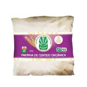 Farinha de Centeio Orgânica - 500g - Alvorada Orgânicos