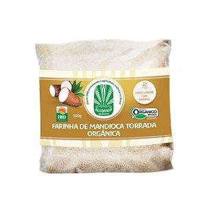 Farinha de Mandioca Torrada Orgânica - 500g - Alvorada Orgânicos