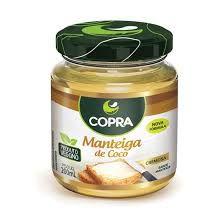 MANTEIGA DE COCO 200ML COPRA