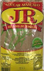 ACUCAR MASCAVO NATURAL - 500G - JR