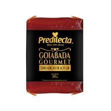 GOIABADA GOURMET PREDILECTA 300G ZERO ACUCAR