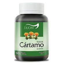 OLEO DE CARTAMO 60 CAPSULAS DE 1000MG DUOM