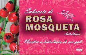 SABONETE ROSA MOSQUETA BIONATURE 90G