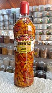 Pimenta Misturada (Mista) - 900g líquido e 430g drenado - Aroma D' Minas