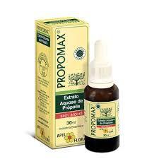 Extrato Aquoso de Própolis 11% (Sem Álcool) - 30ml - Propomax