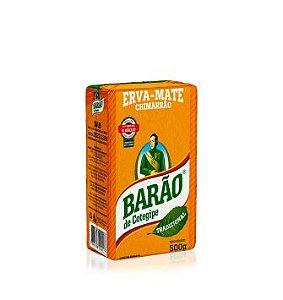 ERVA DE CHIMARRAO TRADICIONAL 500G BARAO DE COTEGIPE
