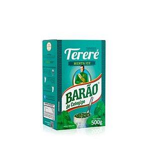 TERERE MENTA E ICE 500G - BARAO DE COTEGIPE