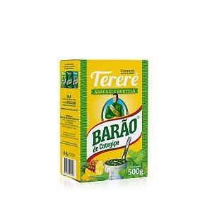 TERERE ABACAXI E HORTELA BARAO - 500G