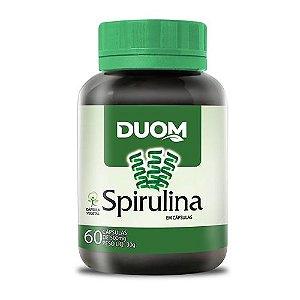 SPIRULINA 60 CAPSULAS 500MG DUOM