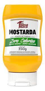 MOSTARDA ZERO 350G MRS TASTE