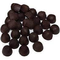 Gotas de Chocolate 70% c/ Maltitol (Vegano, Zero Açúcar, Sem Lactose) - 100g  - Gobeche