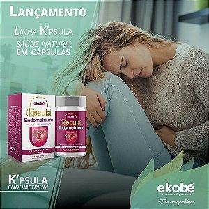 Endometrium - 30 Cápsulas de 820mg (1x dia) - Ekobé