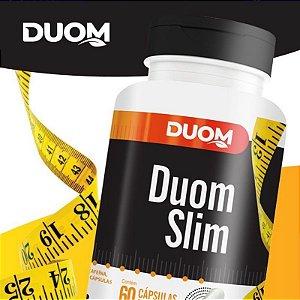 DUOM SLIM - 60 CAPSULAS DE 500MG - DUOM
