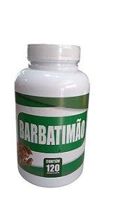 Barbatimão - 120 Cápsulas de 500mg - Natuviva