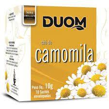 CAMOMILA 10 SACHES 10G DUOM