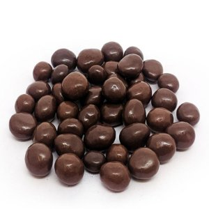Drageado de Uva Passas com Chocolate ao Leite - 100g