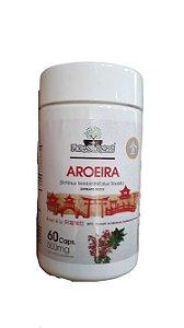 AROEIRA - 60 CAPSULAS DE 500MG - FOLHAS E RAIZES