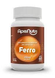 Ferro - 280mg - Apis Nutri