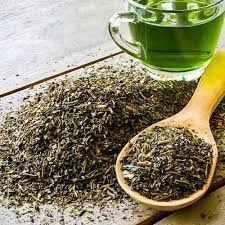 Chá Verde Importado - 100g (Camellia Sinensis)