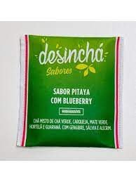 Chá Desinchá Pitaya com Blueberry (1 Unidade) - Sachê